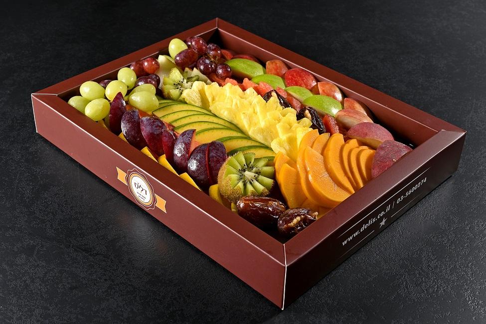 מגש פירות במארז
