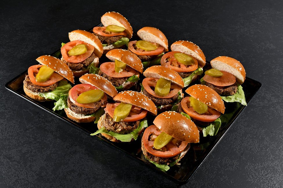 המבורגר פורטובלו