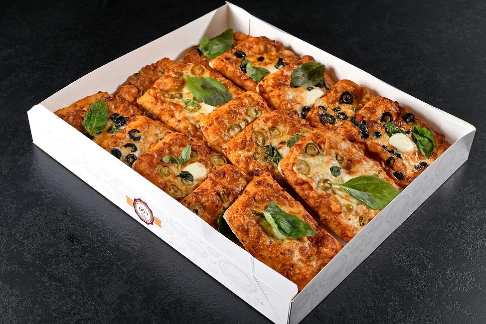 מיני פיצה איטלקית
