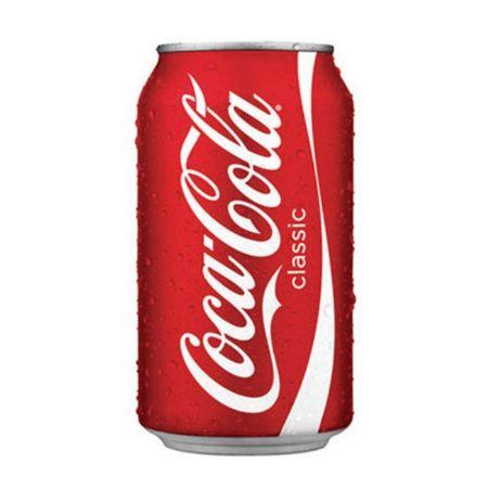 קוקה קולה פחית